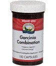 Naturessunshine Garcinia Combination Suppress Appetite Glandular System Support for Weight Management 100 caps Each (Pack of 6)