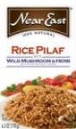 Near East Wild Mushroom & Herb Rice Pilaf Mix 6.3 oz