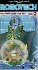 Robotech Vol 2:Space Fold/Long Wait [VHS]