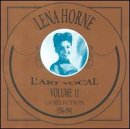 Vol. 11 - Lena Horne: La Selection 1936-1941