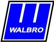 Walbro Gasket Diaphragm Kit Part # D10-WJ