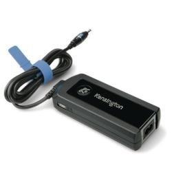 Kensington K38077EU - Cargador de Pared para portátiles y Ultrabooks, Universal, con USB, Color Negro