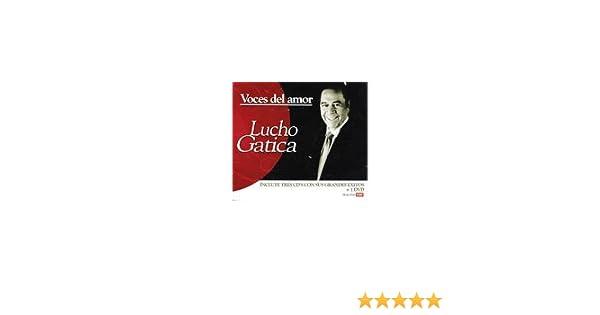 Lucho Gatica - Voces Del Amor - El Gran Gatica (3 Cds + 1 Dvd) - Amazon.com Music