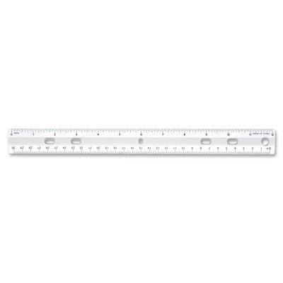 (Sparco 01488 Standard Plastic Ruler, 12
