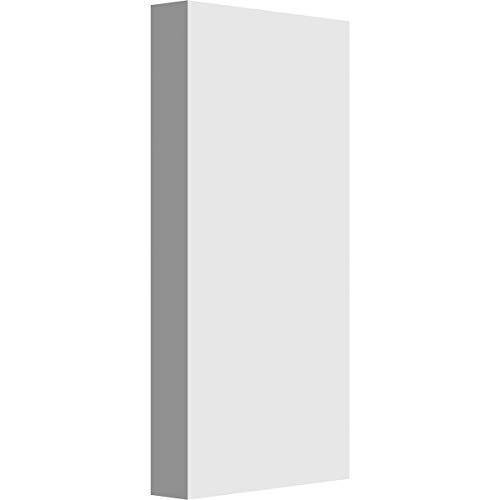 Ekena Millwork PBP035X070X075FOS00-CASE-8 Plinth Block, 3 1/2