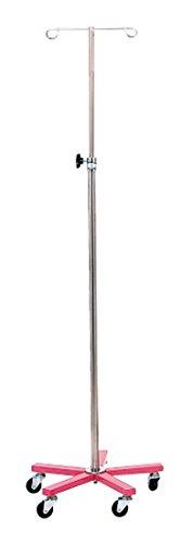 マイスコガートル台(4脚)ピンク MY-165PN-B(クッションツキ) 点滴台 ガートル台 点滴台 ガートル台 イルリガートル台 IVスタンド IVスタンド B079TGL3P9, 北国クリーンサービス:18e2cbb0 --- ijpba.info