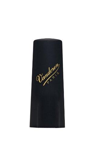Vandoren C29P Plastic Cap for Baritone Saxophone - Leather Ligature