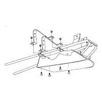 Wheelbarrow Parts Carton Wellmade Products Wheelbarrow Parts 402301 by Wellmade Products