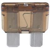 Bussmann Eaton 5A Fast-Acting Automotive Blade Fuse, (Pack of 10)