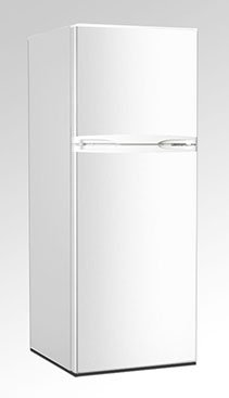 Top Freezer Frost Free Refrigerator White (Frost Free Top Freezer Refrigerator)