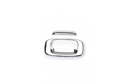 Putco 400017 Chrome Trim Tailgate and Rear Handle Cover
