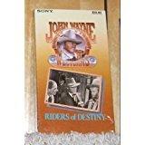 Riders Of Destiny [VHS]