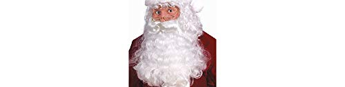 Premium Santa Wig & Beard Set | Christmas Accessory -