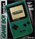GameBoy Pocket - Green