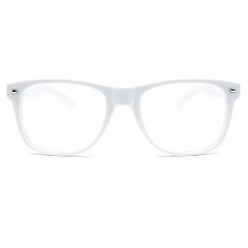 GloFX Ultimate Diffraction Glasses - White