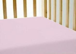Orangic Cotton Premium 340 Sateen Sheet - Mini Co Sleeper Size: Lilac