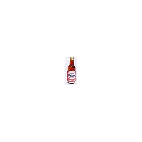 (*hudson River Miniatures Dollhouse Miniature Hofbrau Beer-bottle-vintage)