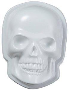 2104-1490 Wilton Halloween Skull Ice
