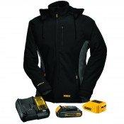 DEWALT DCHJ066 Heated Women's Hooded Jacket -Large
