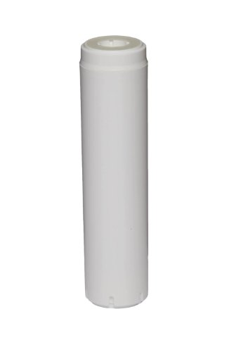 EcoPure EPU2G Under Sink Chlorine Taste & Odor Replacement Water Filter - NSF Certified - Built to Last - Universal Fit - Fits Most Major Brand Systems by EcoPure