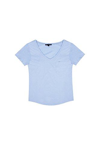 Tally Weijl T-Shirt Azzurra - Donna - Blue