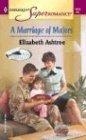 A Marriage of Majors, Elizabeth Ashtree, 0373712162