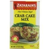 ZATARAINS MIX CAKE CRAB, 5.75 OZ (PACK OF ()
