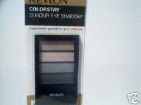 Revlon Colorstay 12 Hour Eye Shadow Quad, 345-Sterling Rose