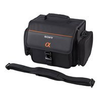 Sony Acc-amfm11 Accessory Kit (Includes Np-fm500h Rechargeable Battery Pack & Lcs-sc11 Case) For The Sony Alpha Digital Slr