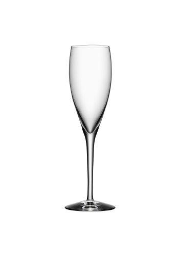 Orrefors More Champagne Flute, Set of 4 ()