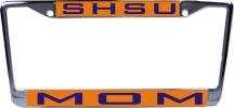 WinCraft Sam Houston State University L314045 Inlaid Metal LIC Plate Frame
