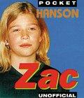 Zac Hanson, Zac Hanson, 0765109441
