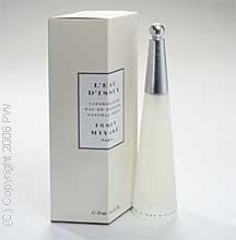 ویکالا · خرید  اصل اورجینال · خرید از آمازون · Issey Miyake L'eau D'issey Perfume for Women 3.4 oz Eau De Toilette Spray wekala · ویکالا