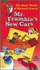 The Busy World of Richard Scarry: Mr. Frumble's New Cars [VHS]