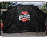 NCAA Ohio State Buckeyes 68-Inch Grill Cover (Design Nv Outdoor Reno)