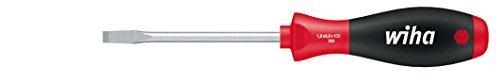 SoftFinish 302SF Flat Head Workshop Screwdriver 10 x 300 by Wiha