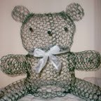- Topiary Bear Frame 12 Inch