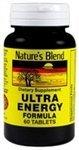 Nature's Blend Ultra Energy Formula 60 Tablets