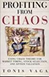 img - for Profiting from Chaos: Using Chaos Theory for Market Timing, Stock Selection, and Option Valuation book / textbook / text book