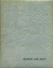 (Custom Reprint) Yearbook: 1955 Union City High School - Maroon and Gray Yearbook (Union City, MI) (Union City High School Union City Mi)