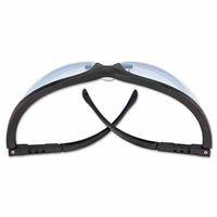 Crews Klondike Protective Eyewear - Klondike Protective Eyewear, Light Blue Lens, Polycarbonate, Black Frame (56 Pack)