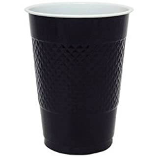 18 Oz Black Plastic Cups - 50 Pk (B005VQNP2I) | Amazon price tracker / tracking, Amazon price history charts, Amazon price watches, Amazon price drop alerts