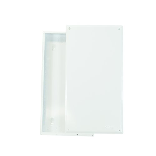 Legrand-On-Q EN2800 EN2000 28-Inch ScrewOn Cover, Wall Mounted Structured Enclosure in, Glossy White ()
