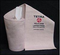 Tetra Medical Supply 6630LF Velclose Bandage Elastic LF 3''x5Yd 10/Bx