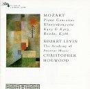 Mozart: Piano Concertos, K413 & K415, Rondo, K386 / Robert Levin, AAM, Hogwood
