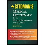 Download Stedman's Medical Dictionary for Health Professionals (7th, 11) by Stedman's [Hardcover (2011)] PDF