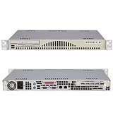 Supermicro A+ Server AS-1010S-MR Beige,  Single Amd Opteron(tm) SUPPORT,1000 Mhz Hypertransport Link,up To 8GB Dd
