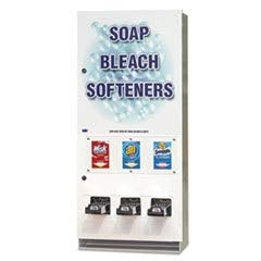 VEN394100 - Coin-Operated Soap Vender