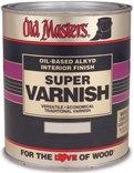 Old Masters / Master Products 49304 Qt Satin Super Varnish