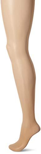 (Secret Silky Women's Medium Support Leg Control Top Pantyhose, 1 Pair, nude, B Height: 5'3